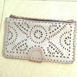 Cleobella clutch wallet